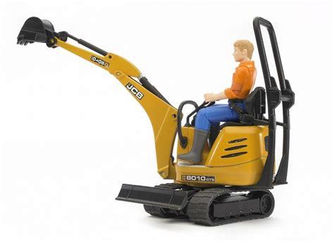bruder jcb micro excavator  granville island toy company