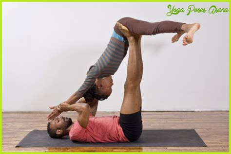 The Gallery For --> Yoga Poses For 2 People
