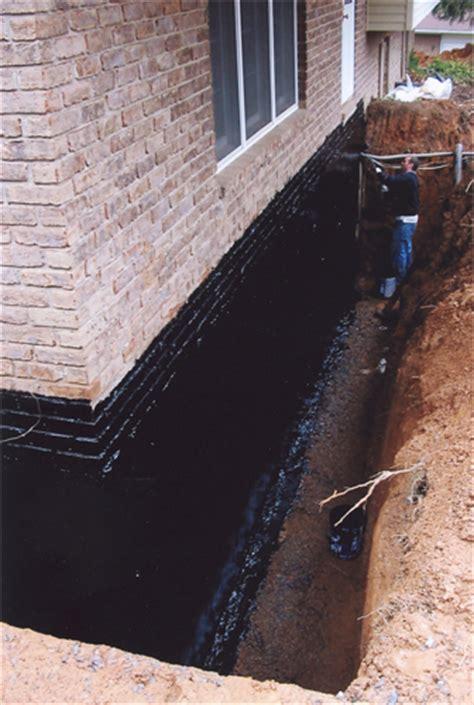 Amazing Maryland Basement Waterproofing #10 Waterproofing