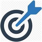 Focus Icon Clipart Aim Objective Icons Transparent