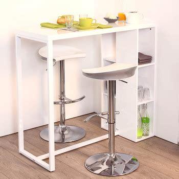 table pour cuisine modèle table de bar pour cuisine