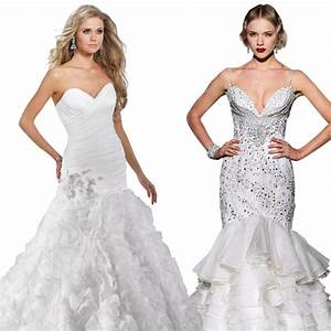 best wedding dress for your body type onesimplegowncom With best wedding dress for hourglass body type