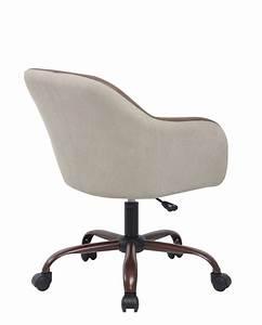 Chaise De Bureau Moderne : cab chaise de bureau design pivotante roulettes ~ Teatrodelosmanantiales.com Idées de Décoration