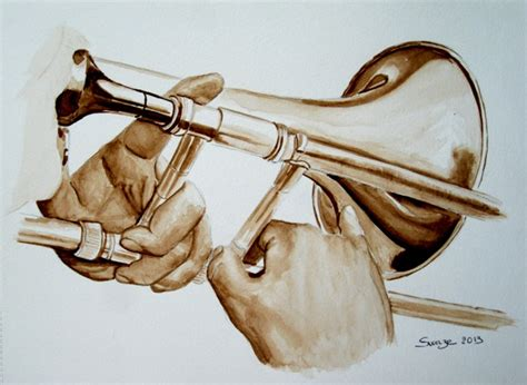 trombone wallpaper gallery