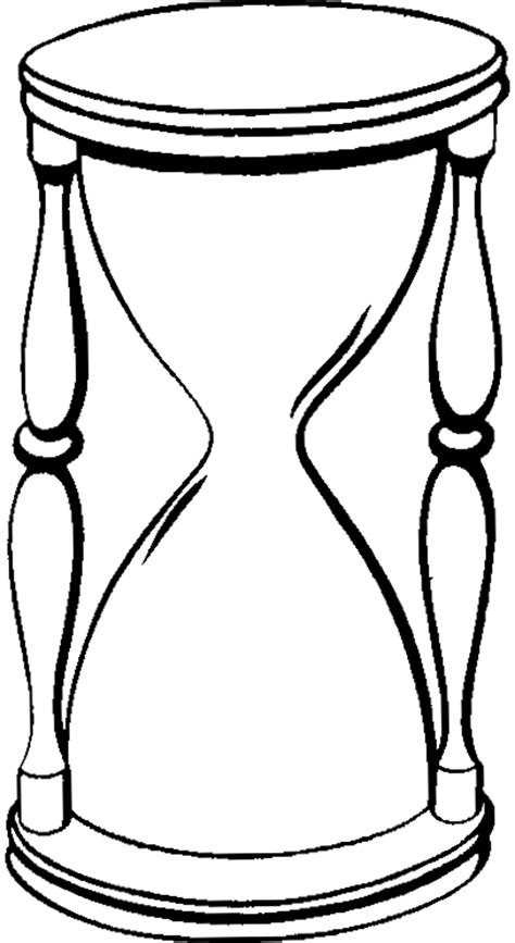hourglass clip art images illustrations