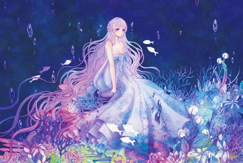 Anime Mermaid Wallpaper - msyugioh123 images mermaid anime hd wallpaper and