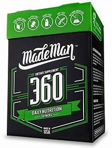 The Best Vitamin Packs For Men Of 2019