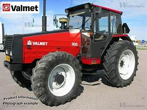 Valmet 905 - Valmet - Machinery Specifications - Machinery