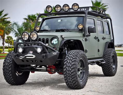jeep wrangler military green military green jeep wrangler by cec wheels hiconsumption