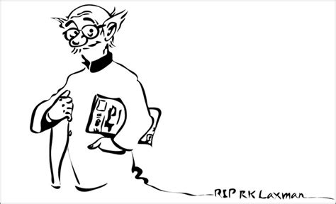 obituary cartoonist rk laxman passes  indiatoday