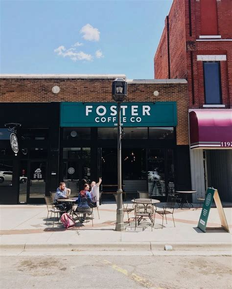 Photo by the mattesons, courtesy of foster. It feels good to be outside again! Stop by the shop today and join us for some sunny day coffee ...