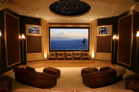 Livingroom Theaters by Make Your Living Room Theater Design Ideas Amaza Design