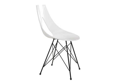 chaise metal pas cher chaise metal industriel pas cher maison design bahbe com
