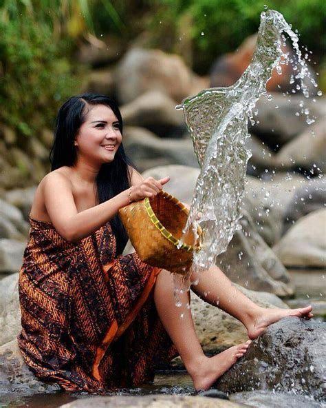 Seksi Gadis Desa Gambar Wanita Desa Foto Cewek Cantik