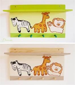 Porte Manteau Bébé : tag re porte manteau enfant b b girafe et compagnie ~ Melissatoandfro.com Idées de Décoration