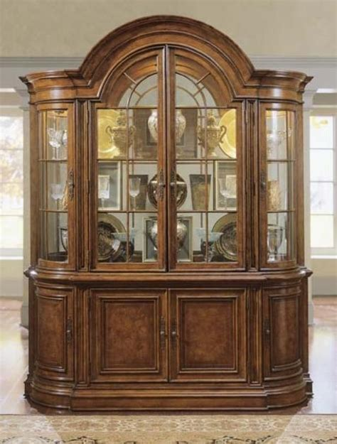 dining room buffet and hutch china cabinet ebay