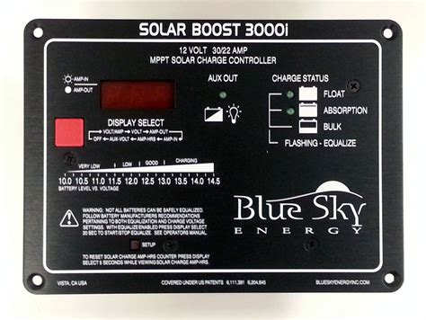 Blue Sky Sbi Mppt Solar Boost Charge Controller