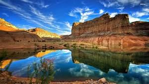 grand canyon fond d'écran HD