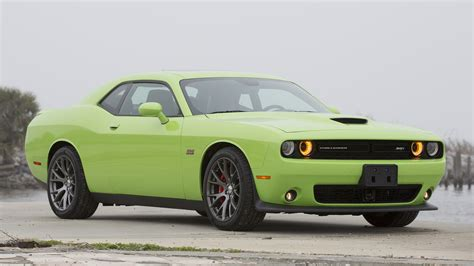 lowered muscle cars lowered 2015 dodge challenger srt 392 looks sweet but