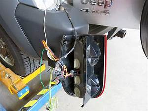 Curt Custom Fit Vehicle Wiring For Jeep Liberty 0