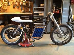 DIY Electric Motorcycle Battery Pack