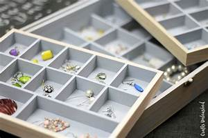 Diy Jewelry Box Compartments - Beautyful Jewelry
