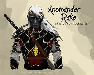 Anomader Rake: Prince of Darkeness by YapAttack on DeviantArt