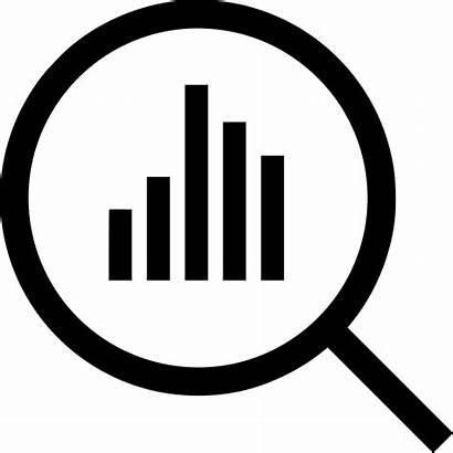 Analytics Data Business Icon Money Sign Analysis