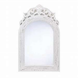 White Wall Mirror Wholesale at Koehler Home Decor