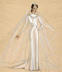 240 best images about maggy rouff couture on pinterest With croquis de robe