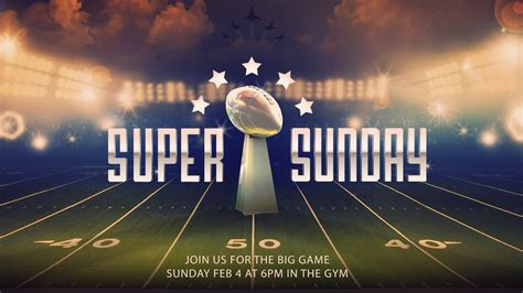 Super Bowl Party 2018 Rise Student Ministry