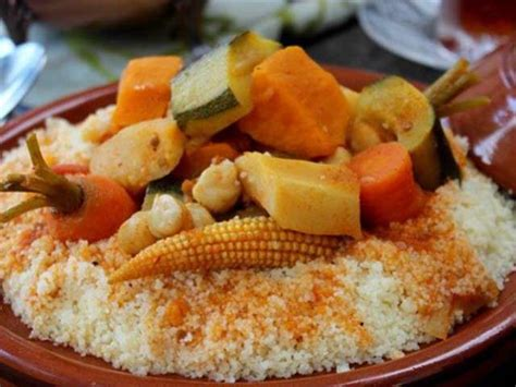 cuisiner un couscous recettes de couscous et couscous aux légumes 2
