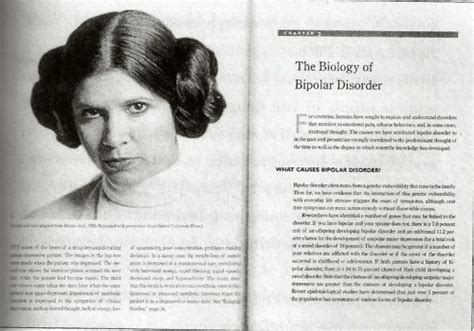 carrie fisher bipolar quotes quotesgram