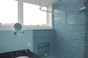 glass subway tile bathroom ideas modwalls lush 3 quot x 6 quot glass subway tile eclectic bathroom san francisco by modwalls