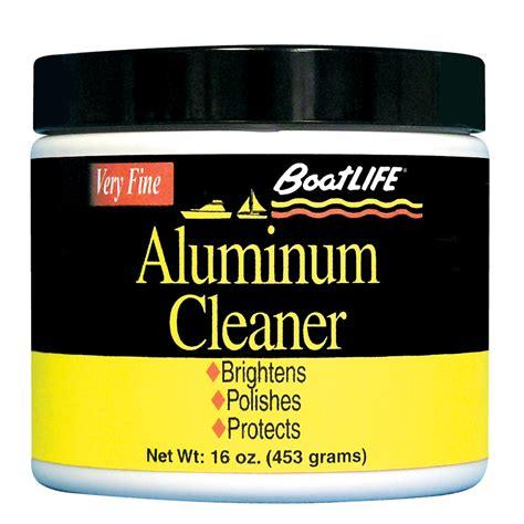 boatlife aluminum cleaner oz case   case anchor express