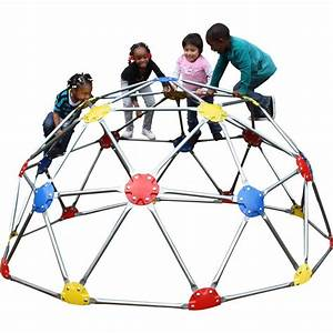 Ultra Play UPlay Today Commercial Geo Dome Climber with
