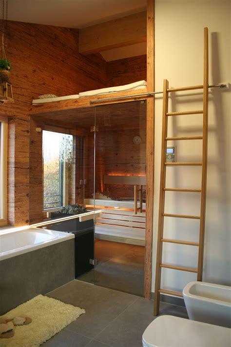 Sauna Für Badezimmer by Sauna Mit Altholz Sauna In 2019 Badezimmer Mit Sauna