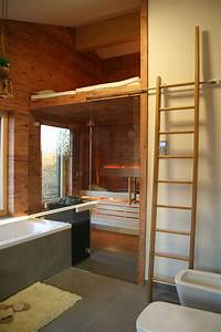 Sauna Für Badezimmer : sauna mit altholz sauna pinterest altholz saunas ~ Lizthompson.info Haus und Dekorationen
