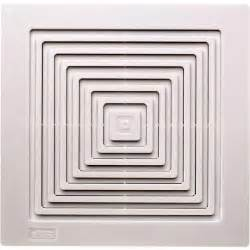 Nutone Bathroom Exhaust Fan Replacement by Broan Replacement Grille For 688 Bath Exhaust Fan Bp90