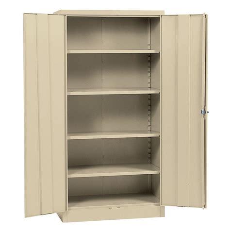 steel storage cabinet sandusky 72 in h x 36 in w x 18 in d steel 5 shelf
