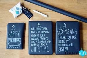 Geburtstagsgeschenk Freundin 20 : blog geschenkidee f r die beste freundin ~ Watch28wear.com Haus und Dekorationen