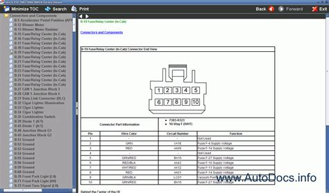 2002 Gmc W5500 Wiring Diagram by Isuzu Npr Diesel 5 2l N Series Repair Manual Order
