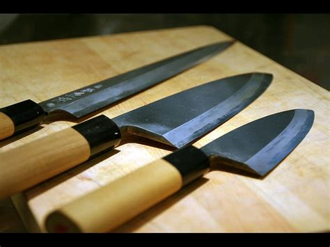 knives japanese chef knife kitchen handmade japan budget things kyoto mogul livingnomads