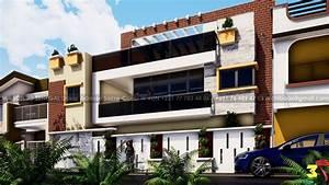 Maison 3d Dakar Senegal  Projet Logement R 1 Dakar