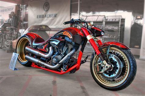 Benelli Tnt 135 4k Wallpapers by Chopper Modifiyeli Motorsiklet Kırmızı Kanvas Tablo Arttablo