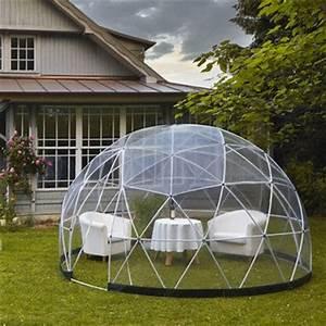 serre geodesique abri de jardin veranda demontable With nice photos terrasses et jardins 15 serre de jardin d