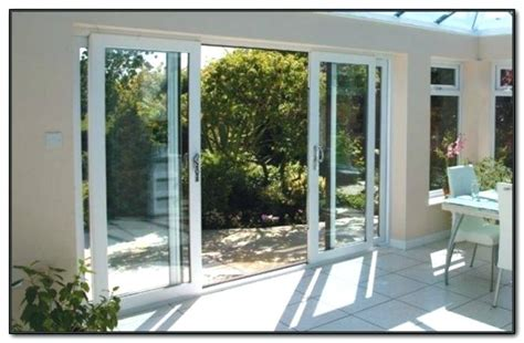 4 Panel Patio Doors Architect 4 Panel Sliding Patio Door
