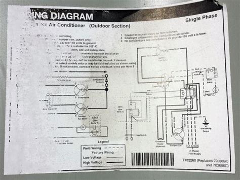 outdoor unit compressor doesn t start but fan runs