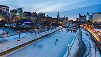 Canal Rideau Skating by Rideau Canal Skateway Ottawa Tourism