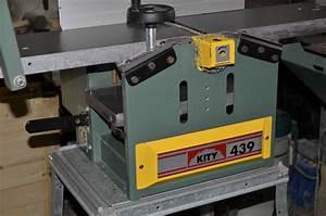 Machine A Bois Kity : raboteuse d gauchisseuse kity 439 copain des copeaux ~ Dailycaller-alerts.com Idées de Décoration